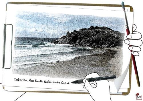 Cabarita-NewSouthWales-SusanCharlotteGraphics